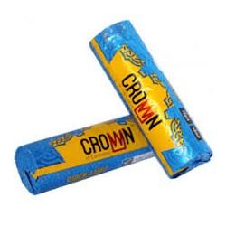 CHARBONS CARBOPOL CROWN 40MM ROULEAU  DE 10