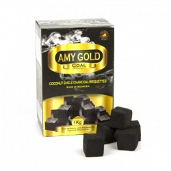 CHARBON NATUREL AMY GOLD 1KG